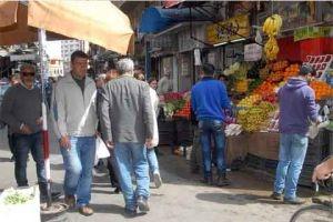 تنظيم نحو 1200 ضبط تمويني و إغلاق 23 محلاً تجارياً في دمشق خلال شهر أيار الماضي