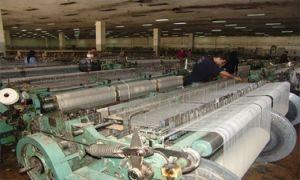 الصناعات النسيجية: إقامة مجمع صناعي نسيجي عنقودي في حلب ودمشق
