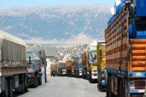 اتفاق يسمح بمرور 800 شاحنة يومياً من سورية إلى العراق