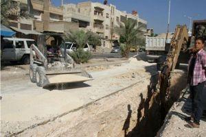 محافظة دمشق تحدد مخالفة عدم ترحيل الأتربة بـ 5 آلاف ليرة و3 آلاف لكل متر طولي من دون رخصة
