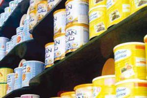 دخول أكثر من 27 ألف صندوق حليب للأسواق السورية تكفي لـ3 أشهر فقط!!