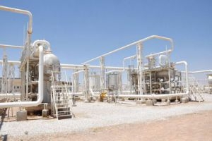 إعادة تأهيل بئر غاز في سورية ينتج 250 ألف متر مكعب يومياً