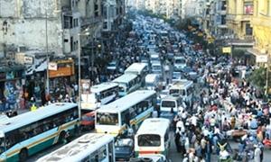 عدد سكان مصر يرتفع إلى 82 مليون نسمة فى 2012