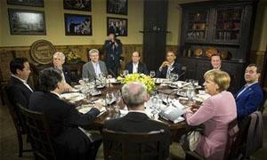 الأزمة الاقتصادية الأوروبية من أولويات قمة الثماني