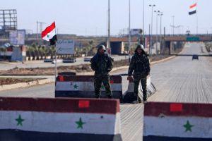 محافظ ريف دمشق: 90% من حواجز ريف دمشق ستزال قريباً