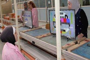 جديد سيرونيكس بالإضافة إلى الشاشات..إنتاج العداد الإلكتروني والمظلات الشمسية