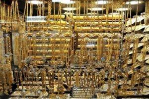 عدم نقل الذهب إلى الحسكة والقامشلي يعرض الصاغة إلى خسائر قدرها 20 مليون ليرة