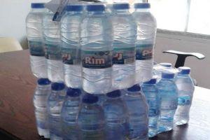 في أسواق اللاذقية.. ضبط مياه معدنية مهربة