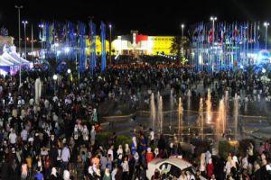 مؤسسة المعارض تكشف: 1722 شركة مشاركة بمعرض دمشق الدولي على مساحة 93 ألف متر مربع