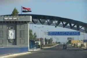 الأردن تعلن عن اتفاق مع دمشق على فتح معبر نصيب دون تحديد موعد