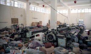 خسائر القطاع الصناعي في سورية بلغ 1000 مليار ليرة