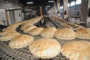 في معرض دمشق الدولي..مخبز متنقل وتنور للمأكولات الشعبية