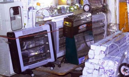 زيادة الطلب على مدافئ الحطب 100% والتجار يحجمون عن عرض بضائعهم في درعا