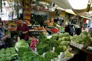 جنون الأسعار في أسواق سوريا وصل إلى البقدونس و البصل أيضاً.. إليكم نظرة على الأسعار!!