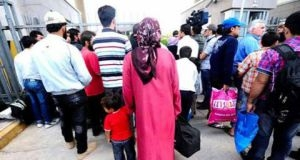 نحو 429 ألف سوري طلبوا اللجوء في أوروبا