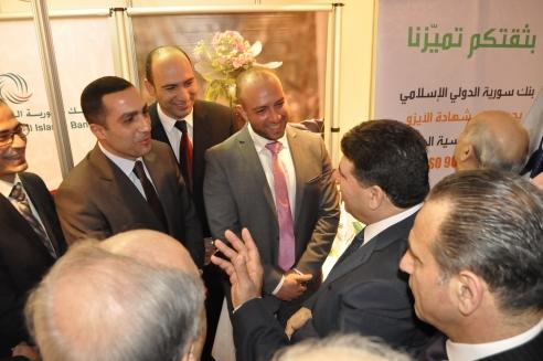 بنك سورية الدولي الإسلامي يرعى المؤتمر العلمي الأول لنقابة أطباء سورية
