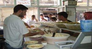 إقرار أسعار جديدة للوجبات الشعبية والأراكيل..