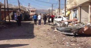 بسبب الأزمة..أضرار المحلات والعقارات في ريف دمشق تبلغ 456 مليار ليرة