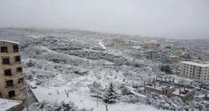 الأثنين القادم بدء سلسلة المنخفضات الجوية في سورية..وتوقعات بأجواء سديمية قريباً