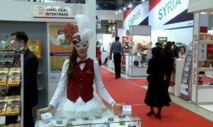 انطلاق معرض موسكو للصناعات الغذائية  بمشاركة سورية