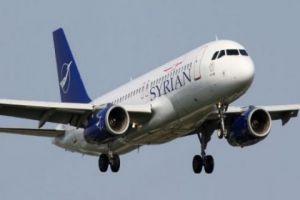 النقل: بدء توحيد أجور النقل الجوي لجميع شركات الطيران في سورية
