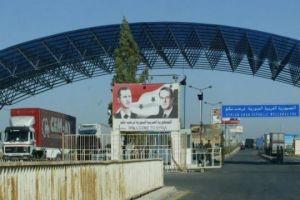 وزير التجارة: افتتاح معبر نصيب الحدودي قريباً