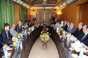 موريتانيا تسعى لزيادة التبادل التجاري والاستثمارات مع سورية