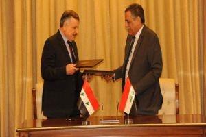 توقيع اتفاقية لدراسة ربط الطاقة الكهربائية بين العراق وسورية وإيران