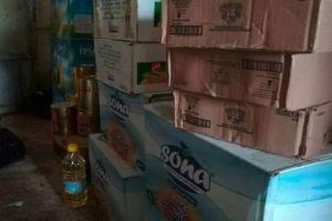 في طرطوس... ضبط كميات كبيرة من المواد المهربة