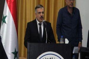 وزير الكهرباء: مشكلة الكهرباء في سورية صارت من المنسيات