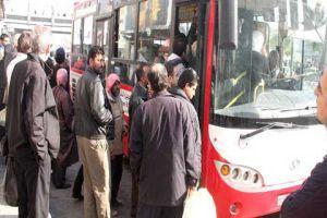 تشغيل 200 باص نقل داخلي في شوارع دمشق قبل نهاية أيار