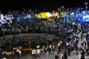 كرتلي: توقعات بمشاركة 50 دولة بمعرض دمشق الدولي