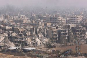 مدير الخدمات: لا يمكننا تنفيذ أي مشروع في مخيم اليرموك كونه يتبع للجنة محلية