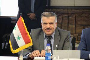 الوزير خربوطلي: لن يكون توريد الكهرباء إلى لبنان على حساب المواطن السوري