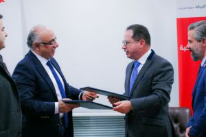 بنك البركة سورية واتحاد المصدرين السوري يوقعان اتفاقية تعاون