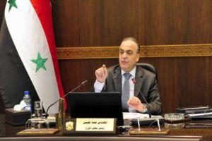 رئيس الحكومة: خميس: إجراءات قادمة ستسهم بنهوض الاقتصاد