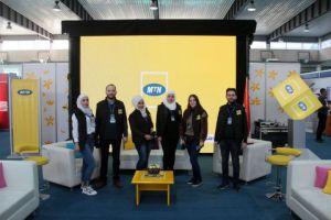 شركة MTN ترعى وتشارك بمعرض Syria ICT Expo 2020