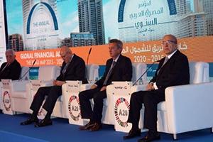 25 الشهر القادم إنطلاق المؤتمر المصرفي العربي السنوي في بيروت..فتوح: القطاع المصرفي العربي يُمول الاقتصاد بـ1.7 تريليون دولار
