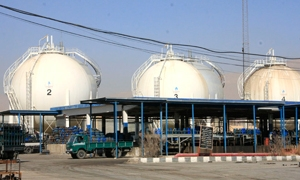 وزير النفط : توقف محطة تعبئة الغاز في عدرا عن العمل منذ الأحد