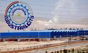 أكثر من 2500 منشأة قيد البناء الفعلي في المدن الصناعية السورية