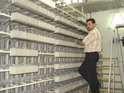 376 مليون ليرة خسائر الاتصالات في درعا