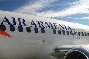 دراسة فتح خط جوي بين سورية وأرمينيا