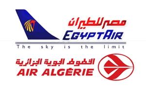 مصر للطيران تستمر في رحلاتها الى حلب وطيران الجزائر تقلص عدد رحلاتها الى دمشق