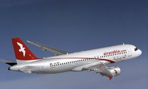 العربية للطيران تحقق ارباحا صافية بقيمة 59 مليون درهم خلال الربع الأول من العام