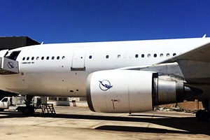 السورية للطيران تسير أولى رحلاتها على متن طائرتها الجديدة الإيرباص 300 إلى دبي