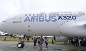 أيرباص: أول رحلة للطائرة آيه 320- نيو الخميس