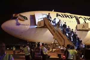الخطوط الجوية الفرنسية تستأنف رحلاتها إلى إيران بعد توقف 8 سنوات