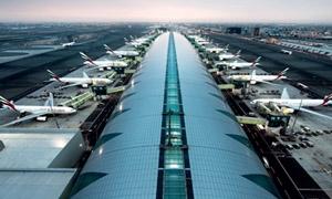 دول منطقة الشرق الاورسط ستنفق ٨٦ بليون دولار لتوسيع مطاراتها و 57 مليون دولار لسوق امن مطاراتها