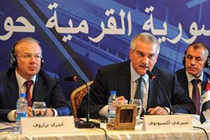 برامج التبادل التجاري بين سورية و القرم الروسية تدخل حيز التنفيذ