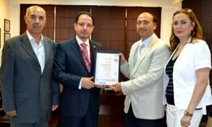 البركة سورية … أول مصرف خاص يحصل على شهادة الايزو لإدارة أنظمة الجودة